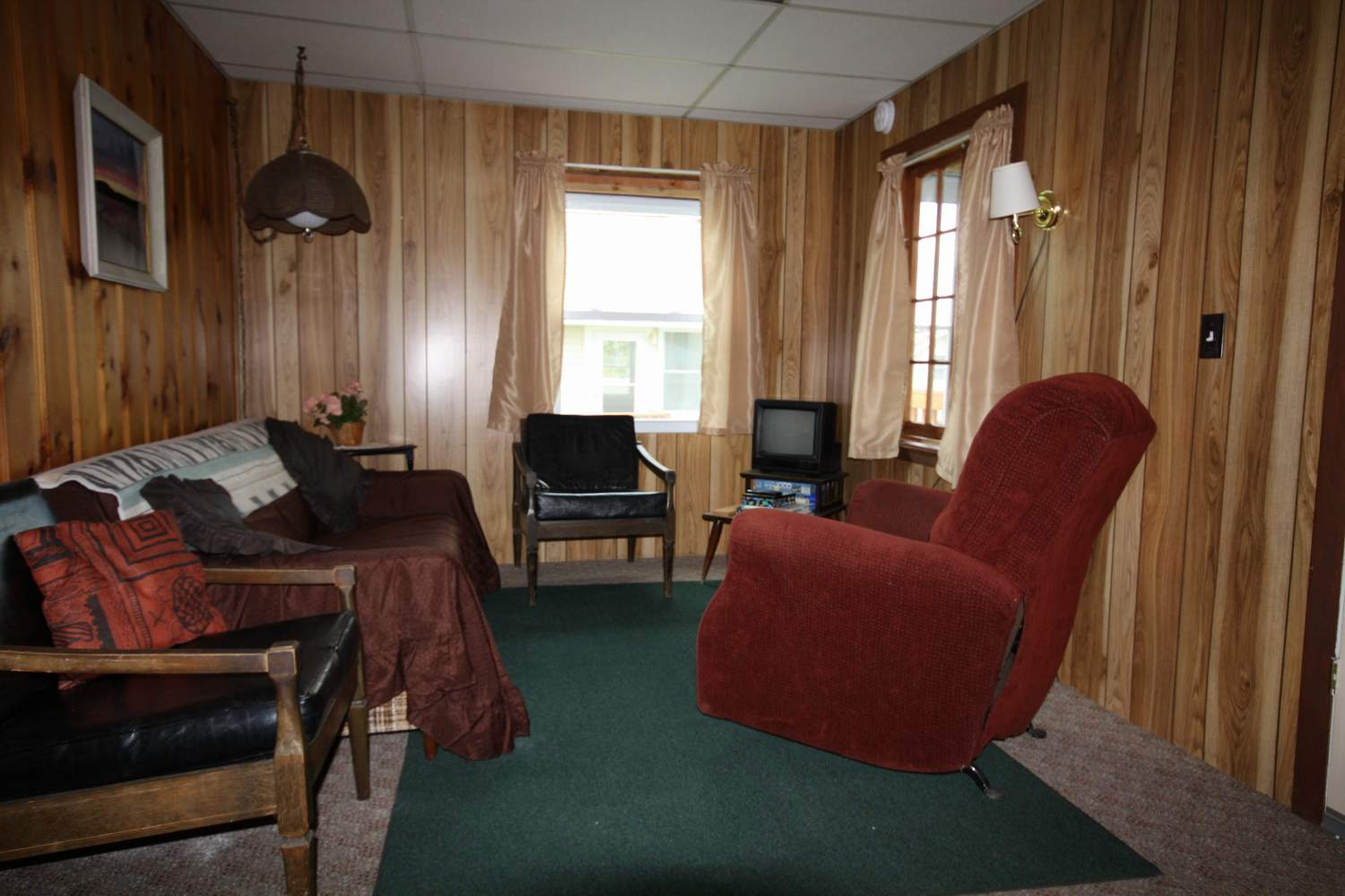 2 bedroom vacation cottage newfound